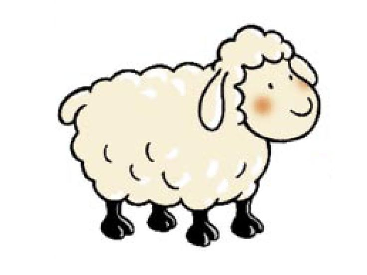 Mouton clipart png Vector Illustration Of A Cartoon Sheep Roy #449246 ... png