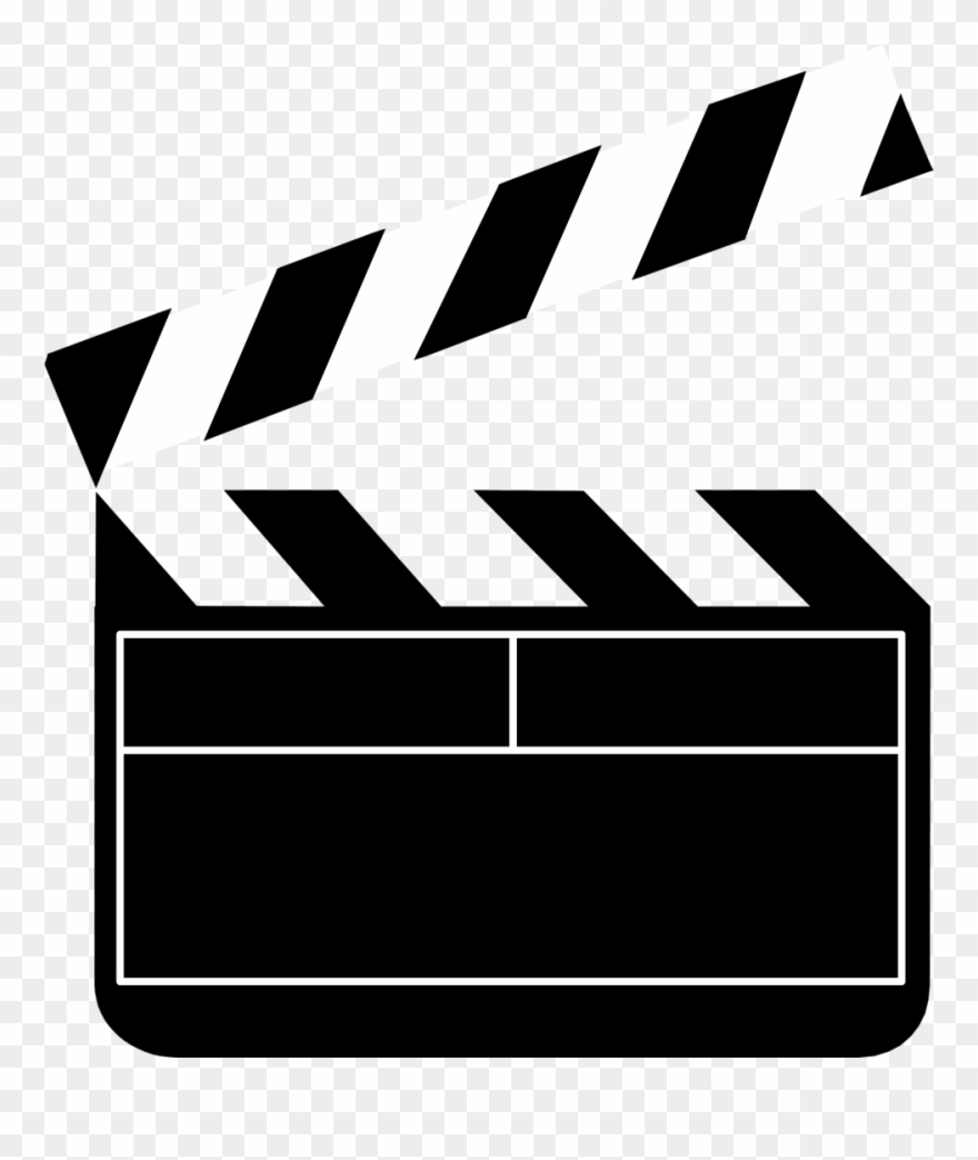 Film Background Cliparts - Movie Logo Without Background ... graphic library