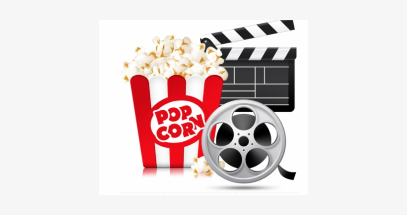 Movie and popcorn clipart png library download Movie Popcorn PNG & Download Transparent Movie Popcorn PNG ... png library download