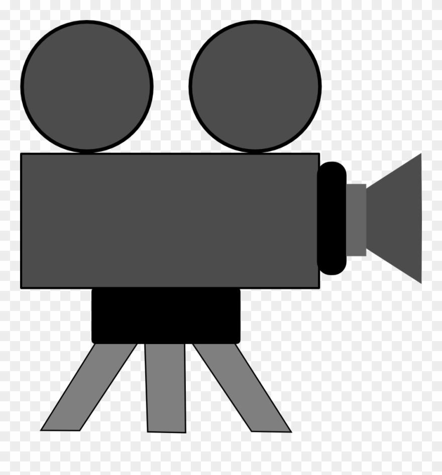 Movie camera clipart clip art free stock Movie Camera Clip Art Download - Movie Camera Clipart - Png ... clip art free stock