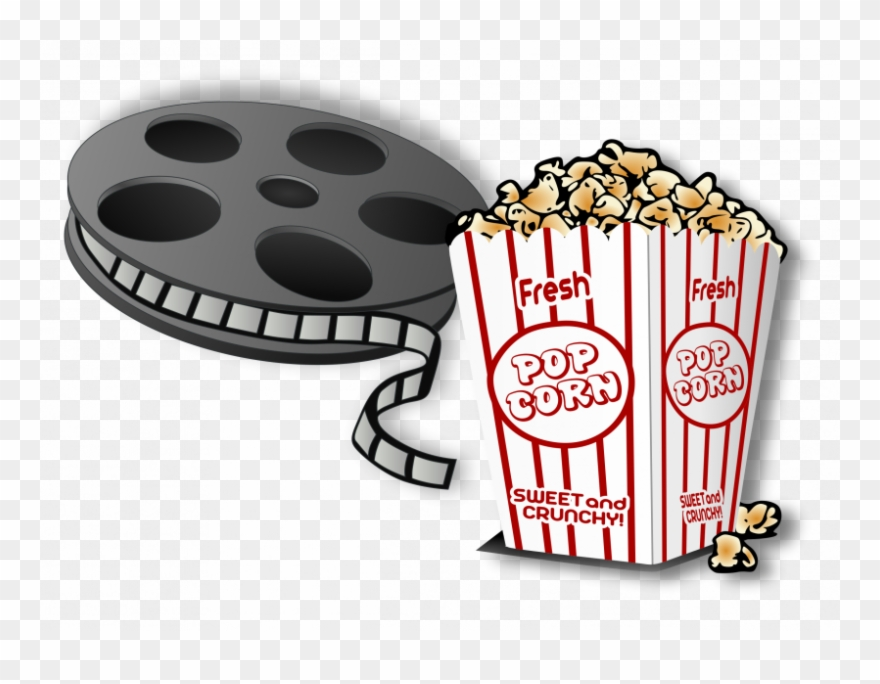 Movie cartoon clipart clipart library download Movie And Popcorn Cartoon Clipart (#421917) - PinClipart clipart library download