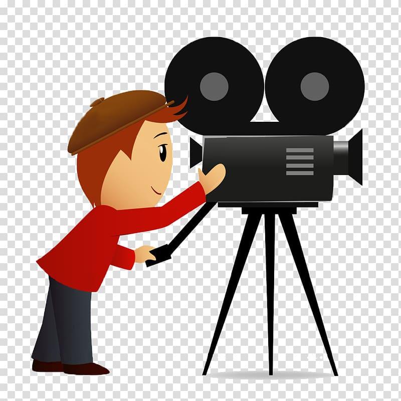 Movie cartoon clipart graphic stock Camera Operator Film Cartoon , Movie Theatre transparent ... graphic stock