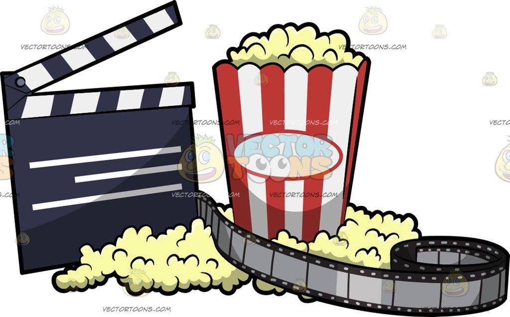 Movie cartoon clipart image transparent Cartoon Popcorn Images | Free download best Cartoon Popcorn ... image transparent