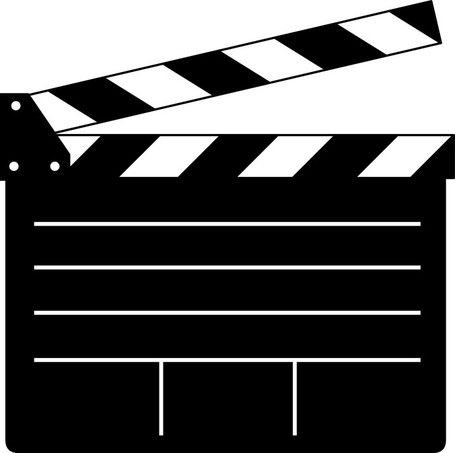 Movie clipart black and white no background jpg free stock Free Film Background Cliparts, Download Free Clip Art, Free ... jpg free stock
