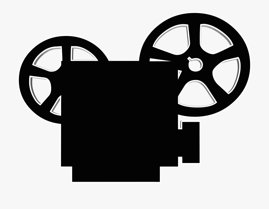 Movie Proyector - Transparent Background Movie Clipart ... image stock
