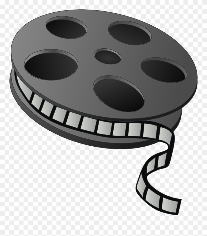 Movies Harris County Public - Movie Clipart - Png Download ... svg freeuse library