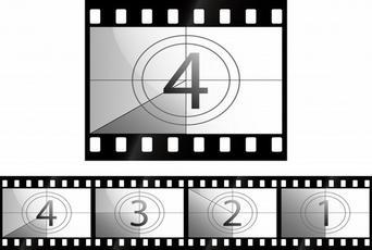 Movie countdown clip art clip art black and white library Countdown Clip Art – Clipart Free Download clip art black and white library