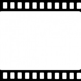 Movie film border clipart jpg black and white stock Free Movies Borders Cliparts, Download Free Clip Art, Free ... jpg black and white stock