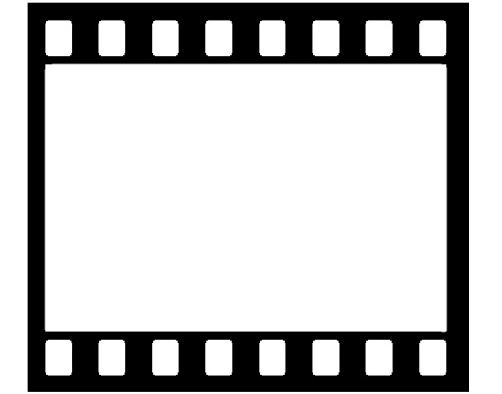 Movie film border clipart svg transparent download Movie Clipart Border | Free download best Movie Clipart ... svg transparent download