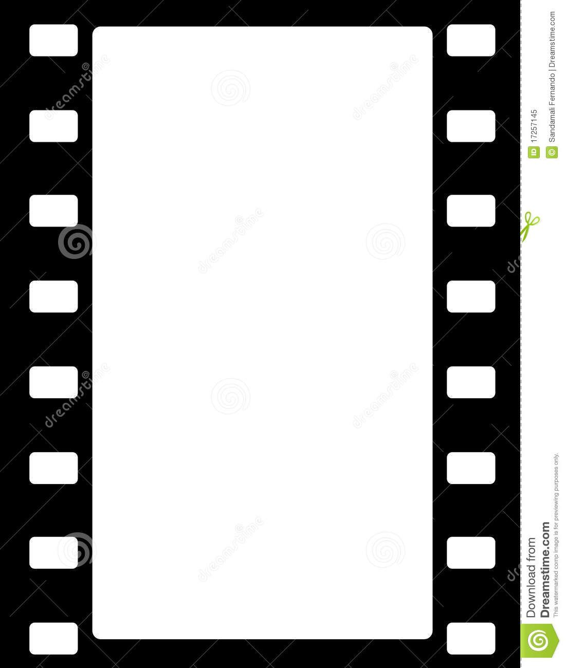 Movie film border clipart png royalty free Film Border Clipart | Free download best Film Border Clipart ... png royalty free