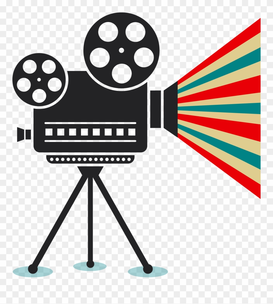 Movie projector images clipart jpg library library Graphic Freeuse Download Film Projector Clipart - Old Video ... jpg library library