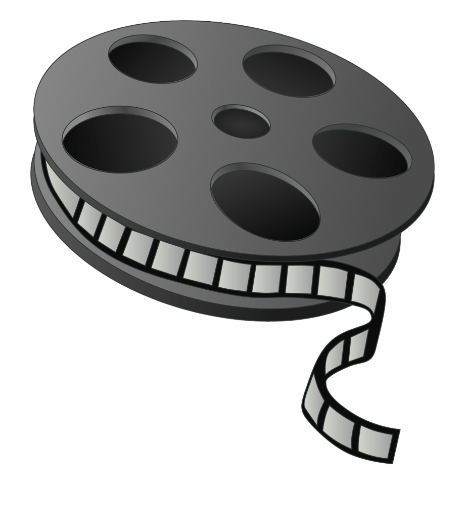 Movie reel clipart images vector free library Film Reel Cinema Film Movie Reel Video - Movie Clipart Free ... vector free library