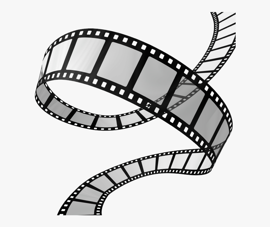 Movie roll clipart clipart transparent download Movie Film Clipart , Png Download - Film Reel Clip Art ... clipart transparent download