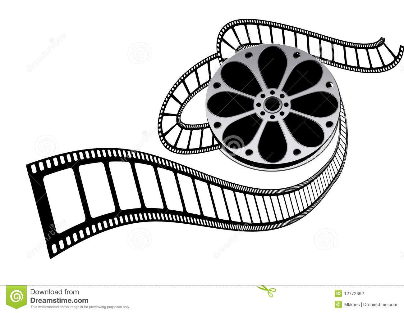 Movie roll clipart image library download Movie clipart film roll #7 | 252 BASICS FEB 18 REWIND-BE ... image library download