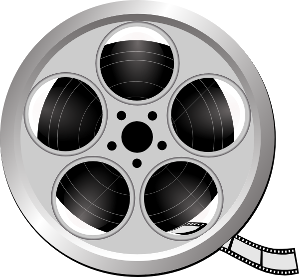 Movie roll clipart clipart free library Movie Roll Clip Art at Clker.com - vector clip art online ... clipart free library