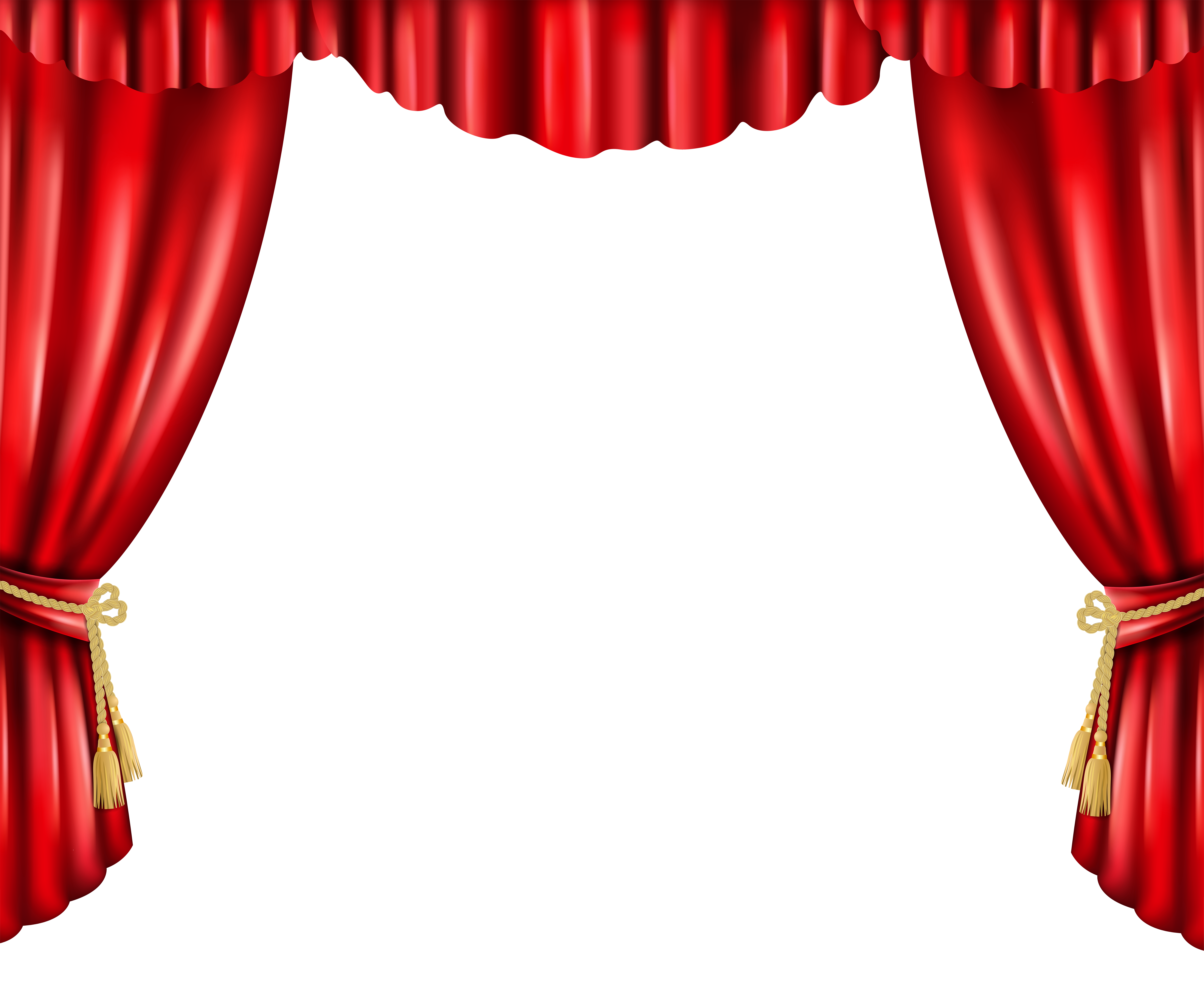 Stage star clipart png free Curtain PNG Transparent Clip Art Image | Gallery Yopriceville ... png free
