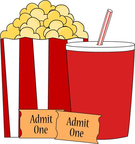 Movie theater popcorn clipart free images – Gclipart.com jpg library