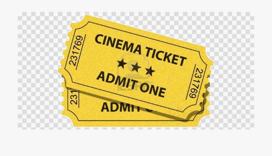 Movie ticket clipart svg royalty free download Illustration Film Cinema - Cinema Ticket Clipart Free ... svg royalty free download