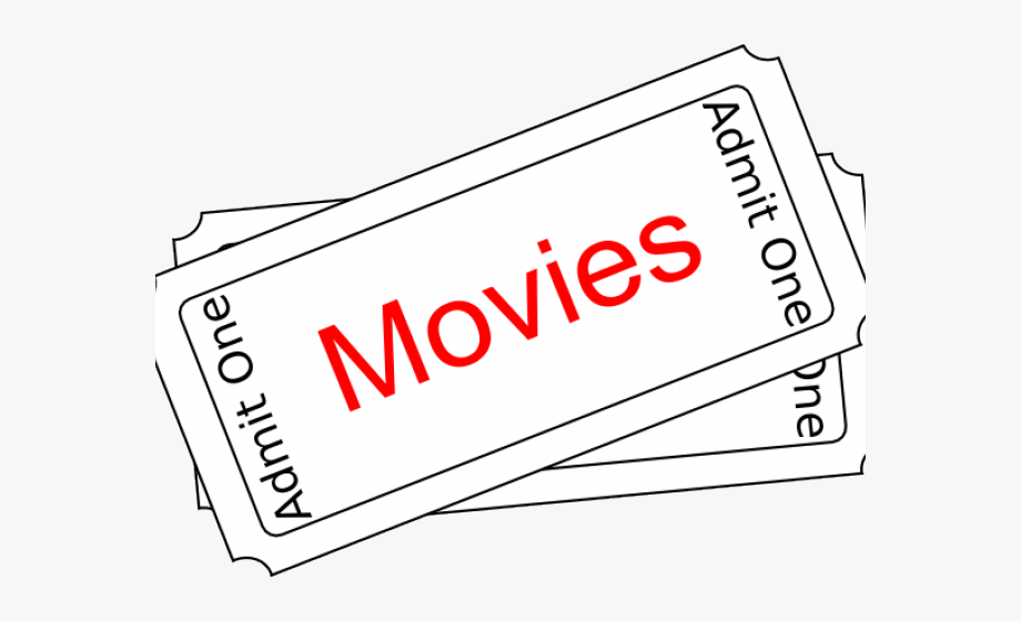 Movie ticket pictures clipart picture library library Movie Ticket Clipart Stub - Paper #1475049 - Free Cliparts ... picture library library