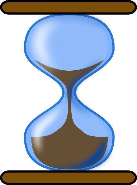 Moving hour glass clipart picture freeuse download Free Hourglass Animated Gif, Download Free Clip Art, Free ... picture freeuse download