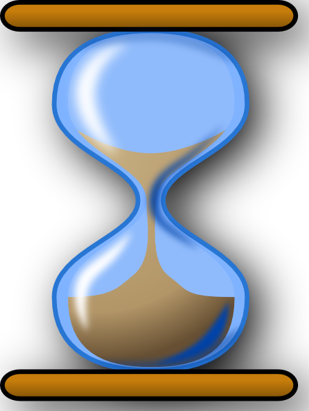 Moving hour glass clipart jpg download Hourglass Clip Art at Clker.com - vector clip art online ... jpg download