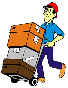 Moving man clipart image royalty free stock Moving Van Clipart | Free download best Moving Van Clipart ... image royalty free stock