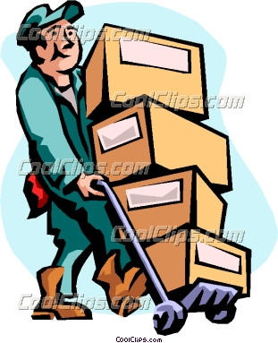 Moving man clipart clip stock man moving boxes | Clipart Panda - Free Clipart Images clip stock