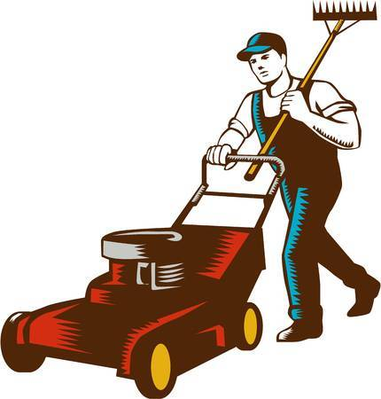Mow the lawn clipart vector freeuse library Mow the lawn clipart 5 » Clipart Portal vector freeuse library
