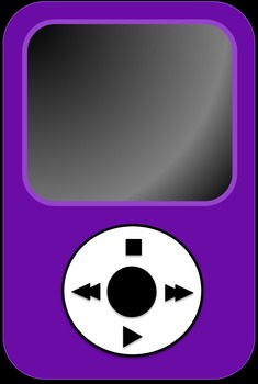 Mp3 clipart image free library MP3 Player Clipart image free library