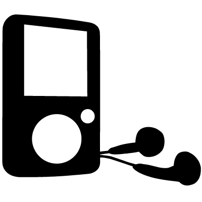 Mp3 clipart clip Mp3 Player Clipart (99+ images in Collection) Page 1 clip