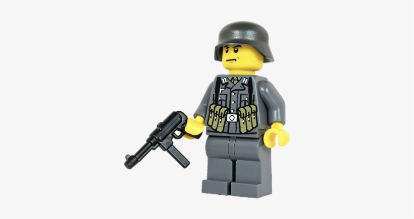 Mp40 clipart png transparent stock Ww2 German Soldier With Mp40 - Lego Wwii German Soldier Transparent ... png transparent stock