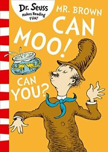 Mr brown can moo can you clipart png Details about Mr. Brown Can Moo! Can You? by Seuss, Dr. Book The Fast Free  Shipping png