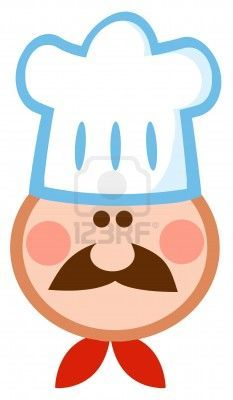 Mr chef head clipart image transparent stock Image detail for -Cartoon Chef Man Face Mascot Royalty Free ... image transparent stock