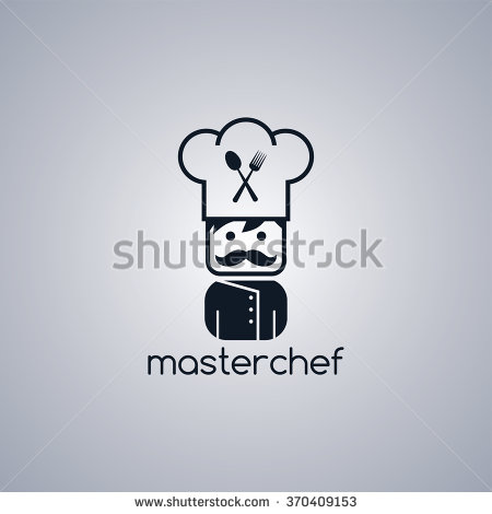 Mr chef head clipart jpg black and white library Master Chef Stock Photos, Royalty-Free Images & Vectors - Shutterstock jpg black and white library