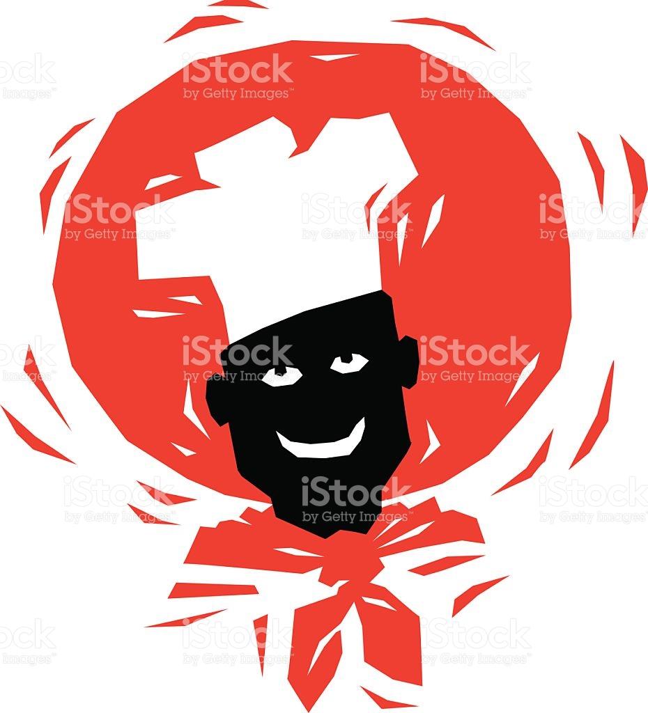Mr chef head clipart picture free stock Mr Chef stock vector art 527571087   iStock picture free stock