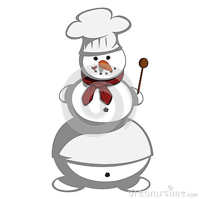 Mr chef head clipart picture freeuse download Mr Snowman Stock Vector - Image: 65190893 picture freeuse download