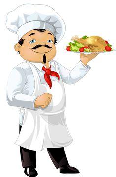 Mr chef head clipart png download Cartoon Fat Chef design vector graphics   Clip Art   Pinterest ... png download