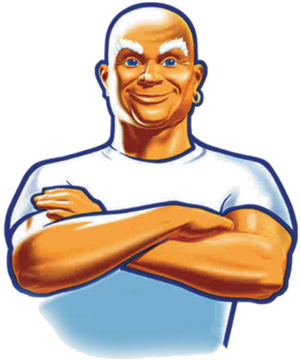 Library Of Mr Clean Logo Svg Freeuse Library Png Files