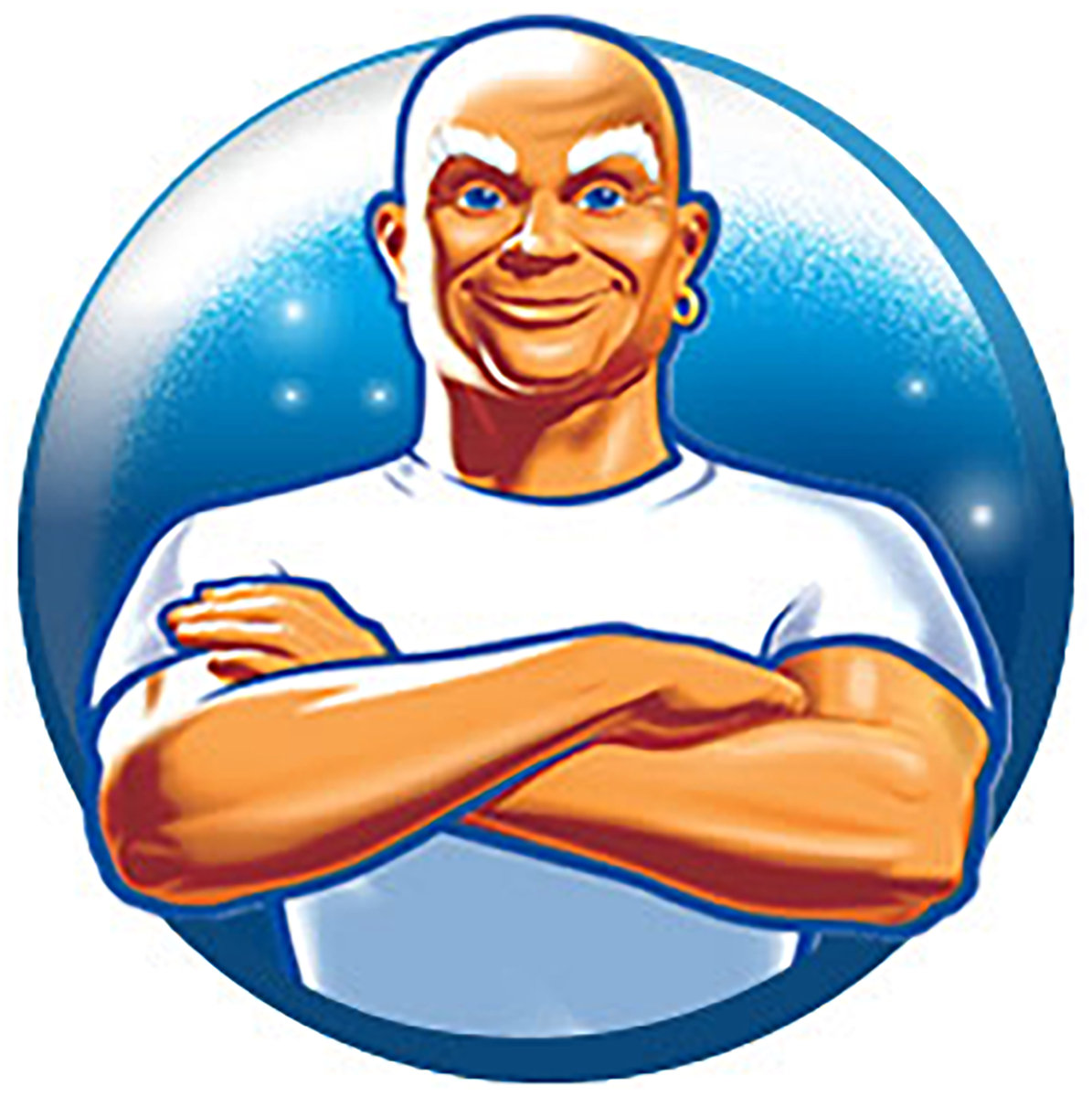 Mr clean logo clipart image free Mr. Clean | Lil Homie image free