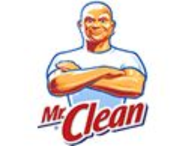 Mr clean logo clipart clipart freeuse library I\'m learning all about Mr Clean Wipe-Ups Kitchen Wet Wipes ... clipart freeuse library