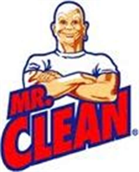 Mr clean logo clipart graphic black and white stock Mr clean old Logos graphic black and white stock