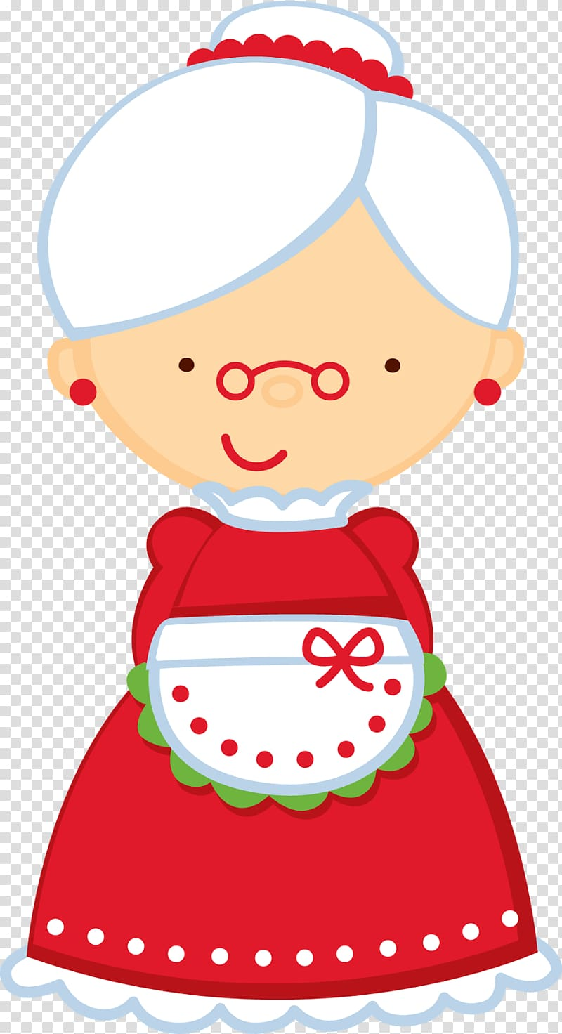 Mrs santa clipart picture free download Mrs. Claus Santa Claus , female chef transparent background ... picture free download