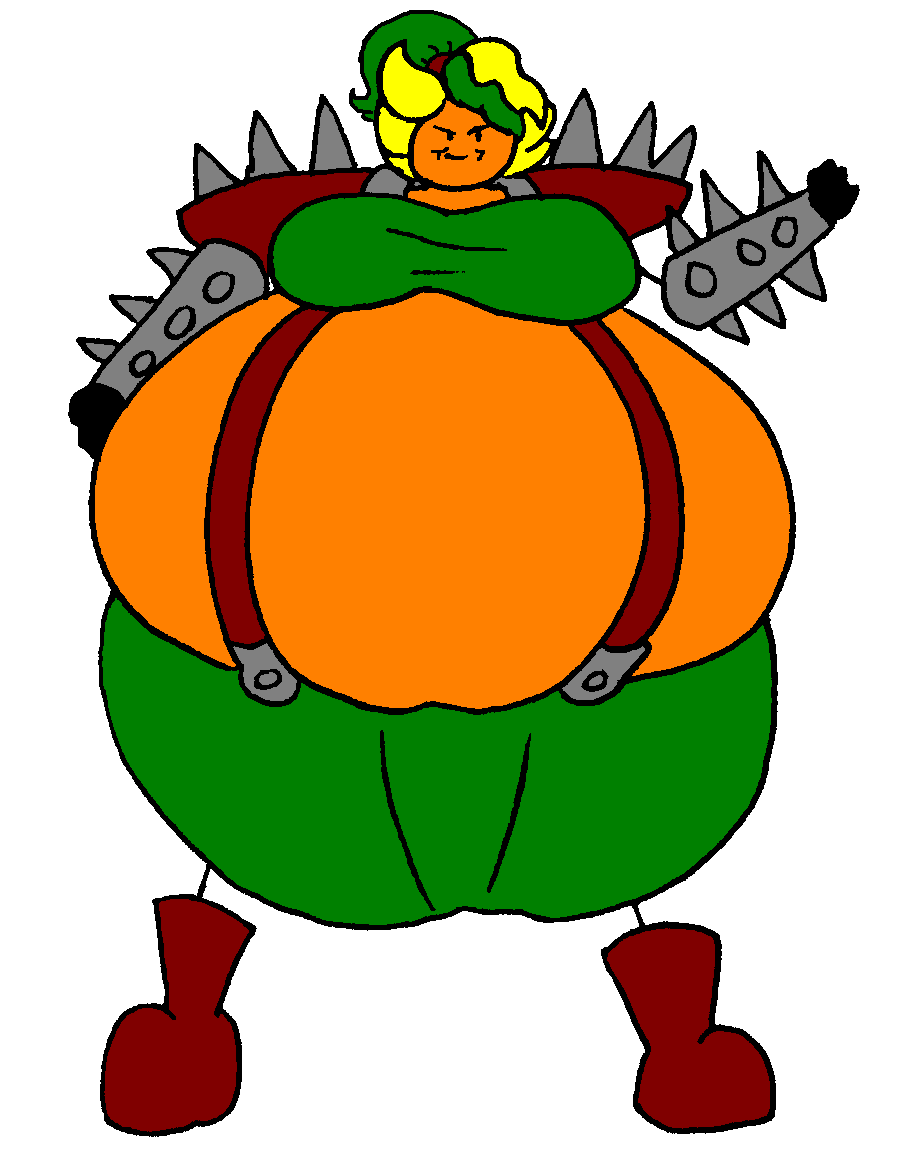Ms paint clipart pumpkin picture royalty free library ZDoom • View topic - Gloom Busters picture royalty free library