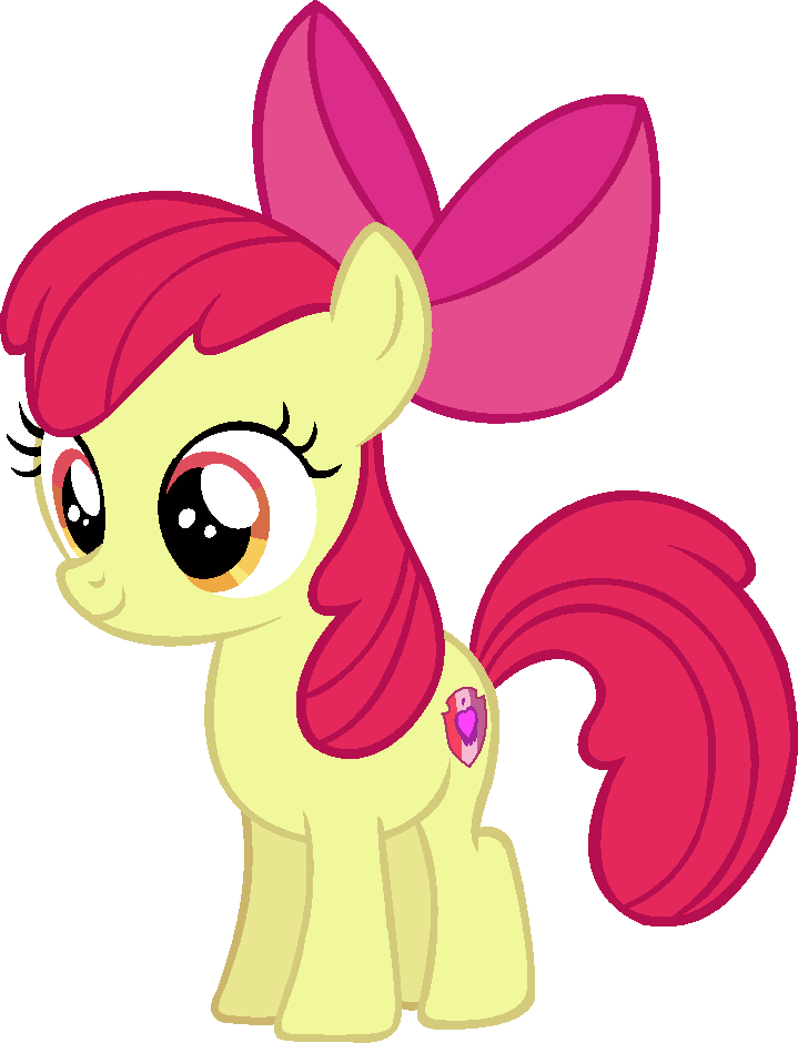 Ms paint clipart pumpkin svg royalty free Apple Bloom (MS Paint Friendly) by J-Pinkie on DeviantArt svg royalty free