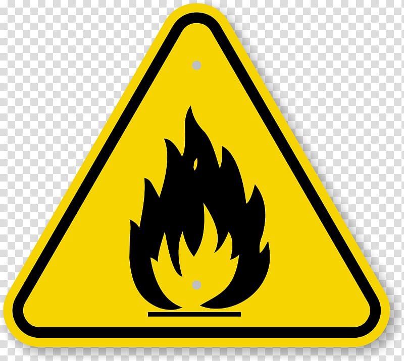 Safety warning clipart clipart royalty free stock Hazard symbol Fire Safety Warning sign, Warning Sign transparent ... clipart royalty free stock