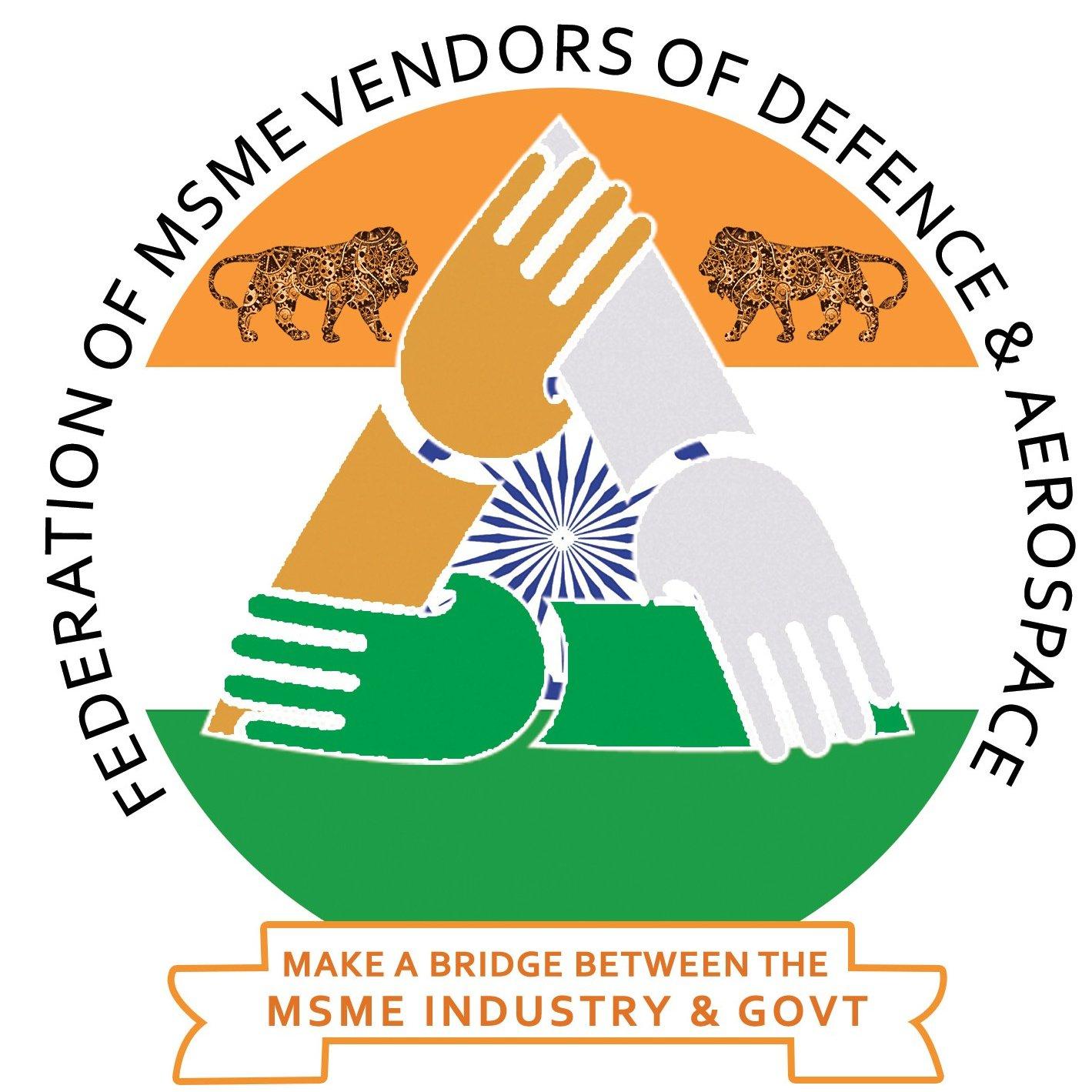 Msme logo clipart image royalty free Federation of MSME Vendors of Defence & Aerospace (@fedmsmevoda ... image royalty free