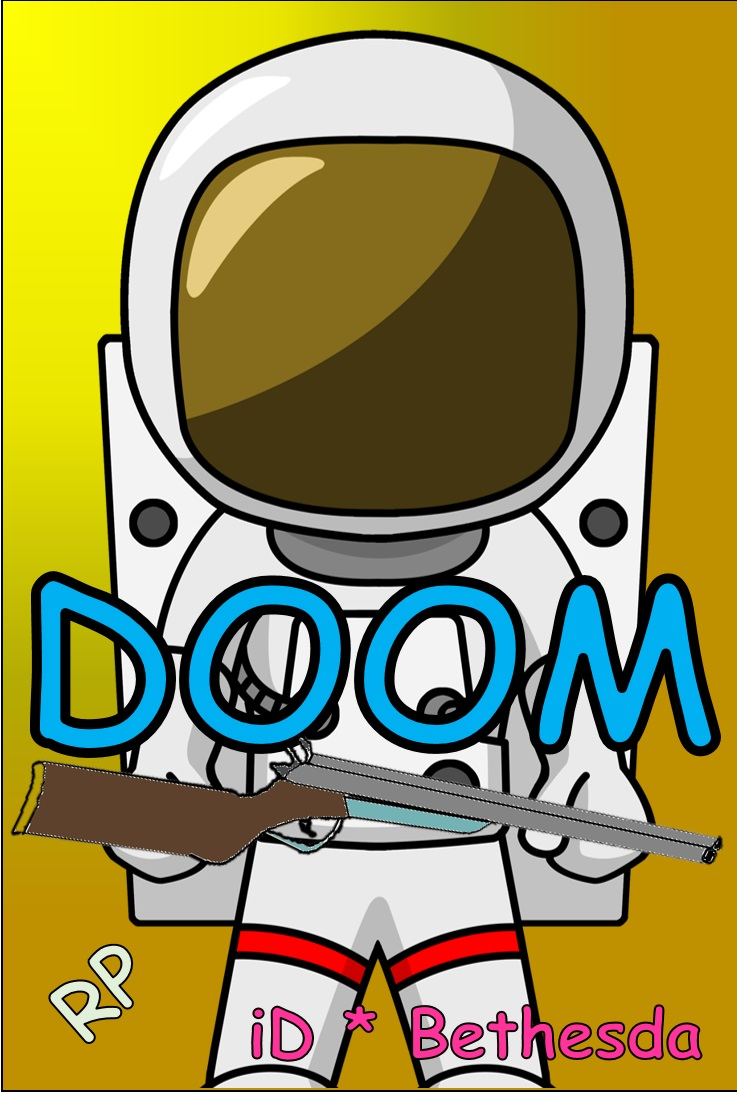 Mspaint clipart banner royalty free download clipart, mspaint and comic sans   Doom 2016 Cover Art ... banner royalty free download