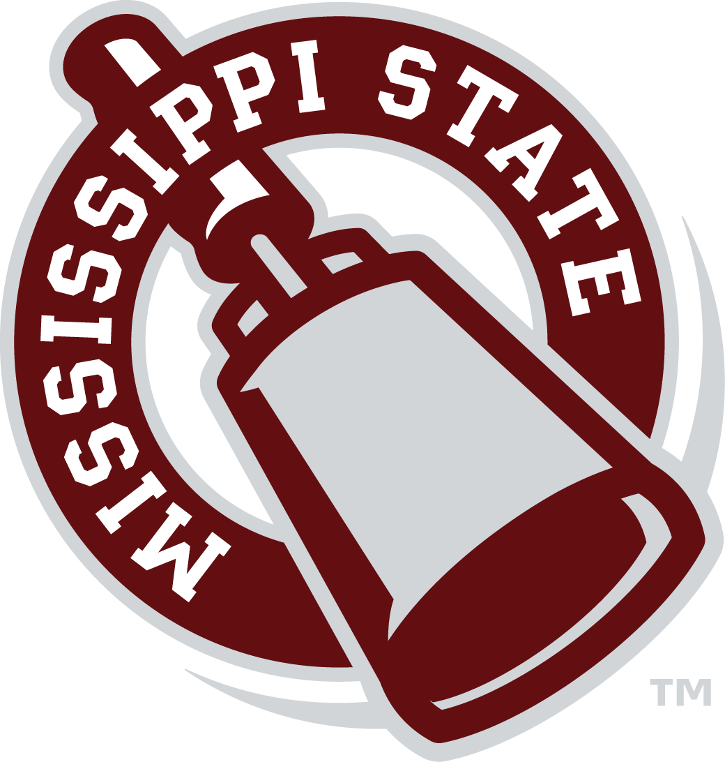 Msu cowbell clipart banner freeuse stock Mississippi State Bulldogs Alternate Logo (2009 ... banner freeuse stock