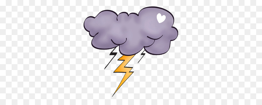 Mto clipart jpg transparent download Cartoon Heart clipart - Thunderstorm, Purple, Cartoon, transparent ... jpg transparent download