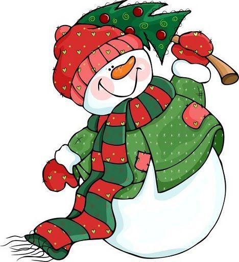 Mu eco de nieve clipart banner royalty free library dibujos de muñeco de nieve a color - Buscar con Google | Navidad ... banner royalty free library